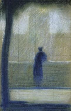 The Invalid by Georges Seurat