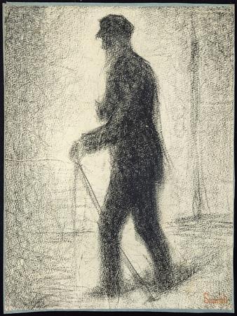 Walking, C.1882