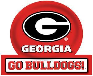 Georgia Bulldogs Jumbo Tailgate Peel & Stick