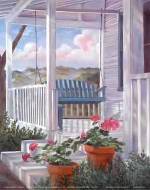 Georgia's Porch Swing by Georgia Janisse