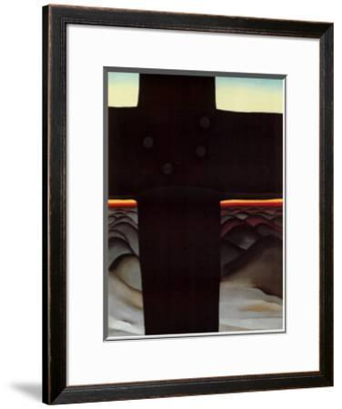 Black Cross New Mexico by Georgia O'Keeffe