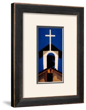 Church Steeple by Georgia O'Keeffe
