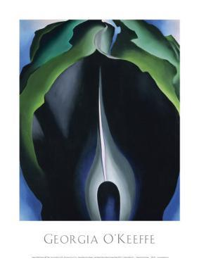 Jack in the Pulpit by Georgia O'Keeffe