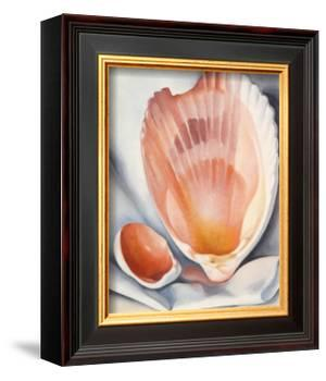 Two Pink Shells, 1937 by Georgia O'Keeffe