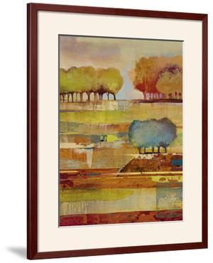 Bright Landscape II by Georgie