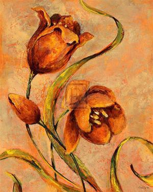 Flora Captured III by Georgie