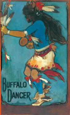 Buffalo Dancer by Gerald Cassidy