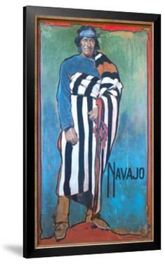 Navajo by Gerald Cassidy