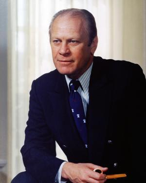 Gerald Ford, 38th President of the United States