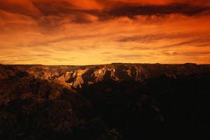 Copper Canyon at Sunset by Gerald French