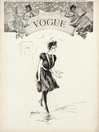Vogue Cover - July 1899