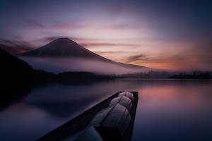 Mystic Fuji by Gerald Macua