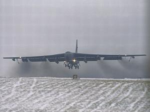 B-52 Bomber by Gerald Penny