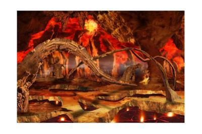 Hell by Geraldas