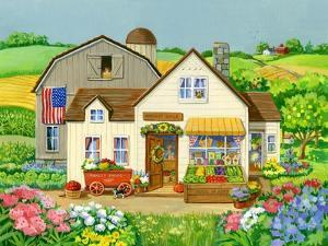 Harvest House by Geraldine Aikman