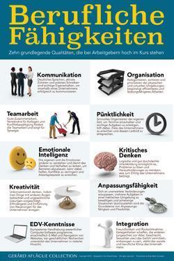 Berufliche Fähigkeiten - Job Skills (German) by Gerard Aflague Collection