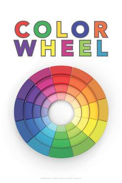 Color Wheel by Gerard Aflague Collection