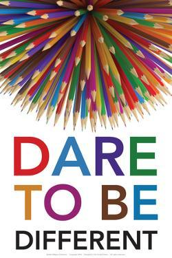 Dare to Be Different by Gerard Aflague Collection