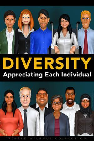 Diversity by Gerard Aflague Collection
