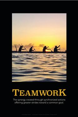 Teamwork by Gerard Aflague Collection