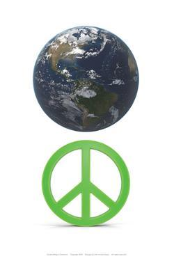 World Peace by Gerard Aflague Collection