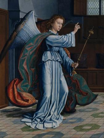The Annunciation, 1506 by Gerard David