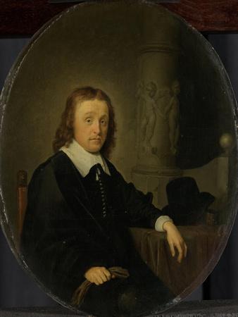 Portrait of Johan Wittert Van Der Aa