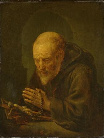 Praying Hermit