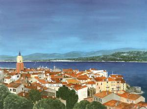 Saint Tropez by Gerard Malon
