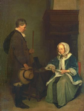 The Message, C.1658-1660