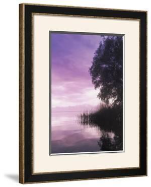 Idyllic Lake III by Gerd Weissing