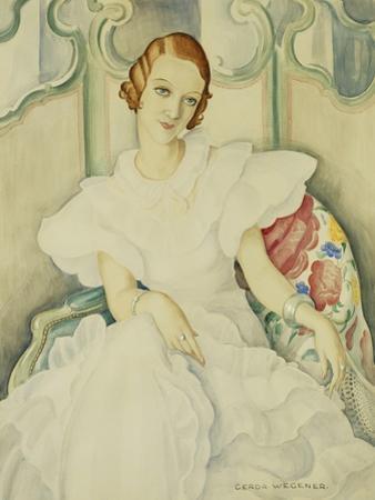 Portrait of a Lady, Half Length