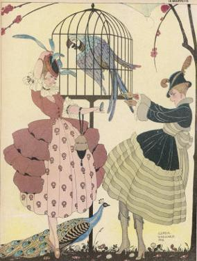 Fine Feathers in Wartime by Gerda Wegener