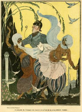 German Colonialism by Gerda Wegener