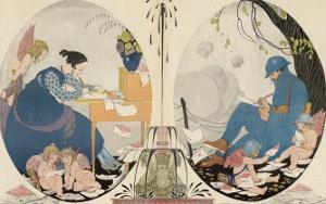No Wonder There's a Paper Shortage by Gerda Wegener