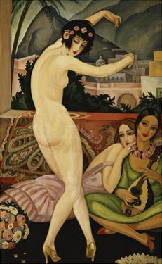 The Dancer by Gerda Wegener