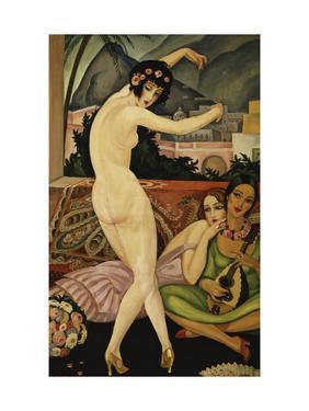 The Dancer by Gerda Wegener