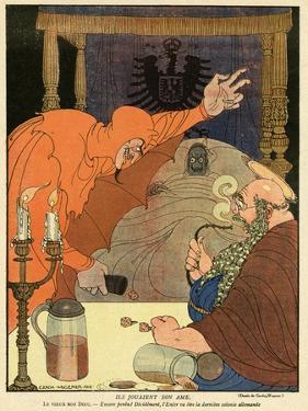 The Kaiser's Soul by Gerda Wegener