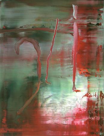 Abstraktes Bild 889-5, c.2004 by Gerhard Richter