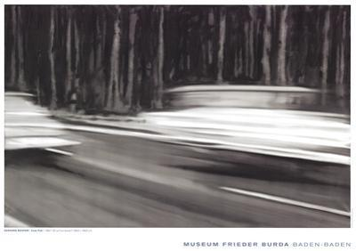 Two Fiat by Gerhard Richter