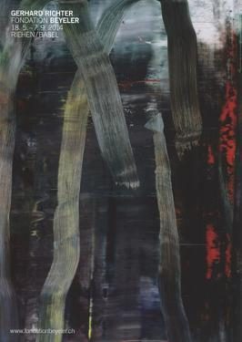 Wald (Forest) by Gerhard Richter
