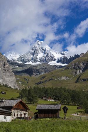 Austria, East Tyrol, High Tauern National Park, Gro?glockner (Mountain