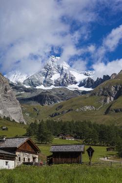 Austria, East Tyrol, High Tauern National Park, Gro?glockner (Mountain by Gerhard Wild