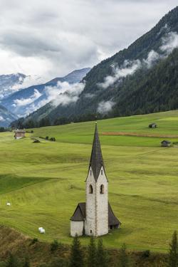 Austria, East Tyrol, Kals (Town), Kirche St. Georg by Gerhard Wild