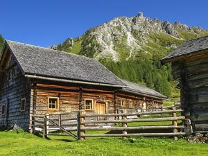 Austria, Styria, Schladminger Tauern, Ursprung Alp, Alp, Alpine Landscape by Gerhard Wild
