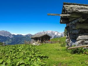 Austria, Tyrol, East Tyrol, Alp, Alpine Huts by Gerhard Wild