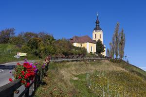 Europe, Austria, Styria, Kitzeck Im Sausal, Parish Church by Gerhard Wild