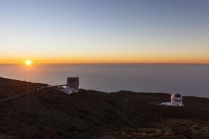 Telescope Nazionale Galileo (Tng) and Gran Telescopio Canarias (Gtc by Gerhard Wild