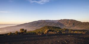 View on the Caldera De Taburiente, Caldera De Taburiente National Park, Canary Islands by Gerhard Wild