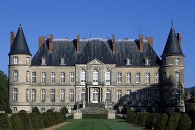 Chateau De Craon, 1720-1729
